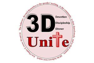 3D Unite - Dinner, Devotion & Discipleship @ Philadelphia United Methodist Church