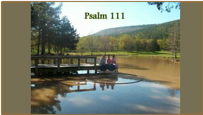 The Goodness of God – Psalm 111