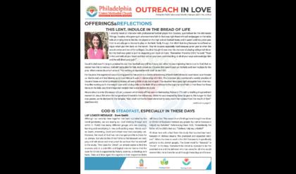 Outreach in Love – Feb.