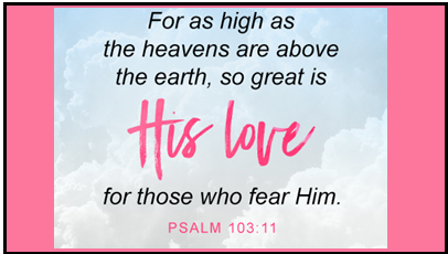 A Love We Can Trust – Psalm 103