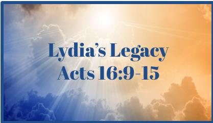 Lydia's Legacy