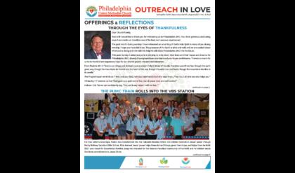 Outreach in Love – August